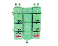 BXD69系列防爆动力配电箱(电磁起动)(IIB、IIC)
